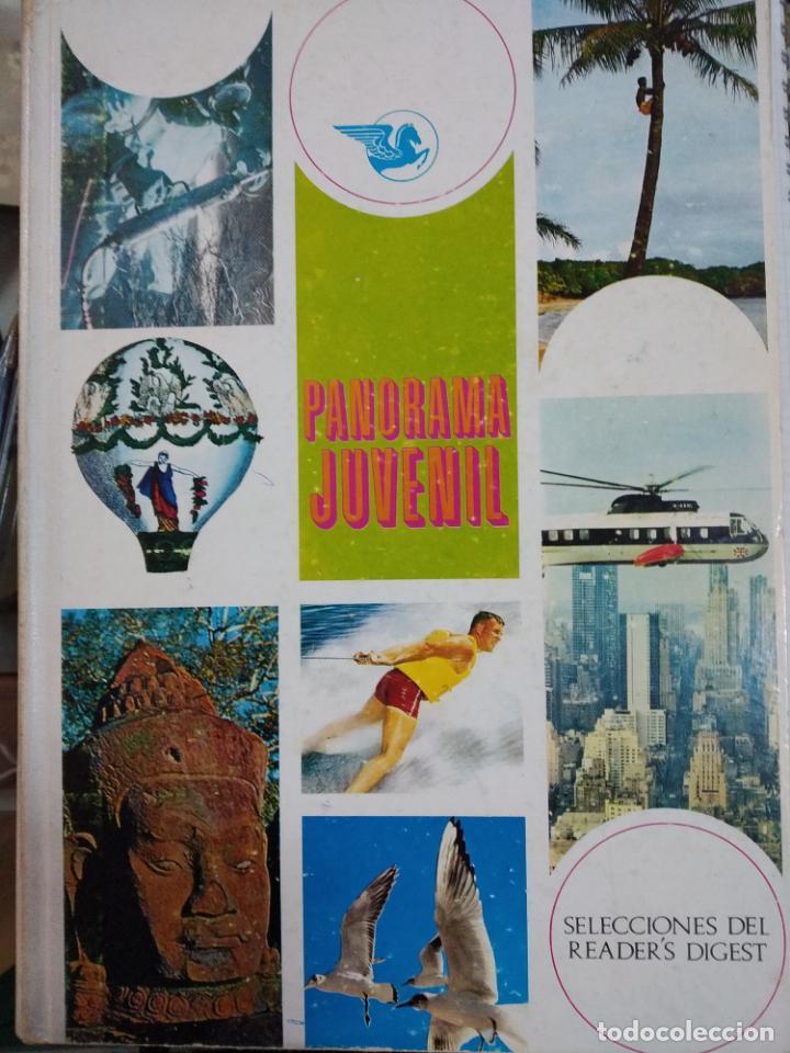 PANORAMA JUVENIL DE SELECCIONES DEL READER'S DIGEST, 1º EDICION, 1967 (Libros de Segunda Mano - Literatura Infantil y Juvenil - Otros)