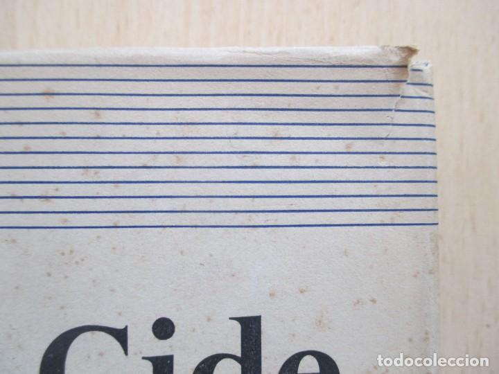 Libros de segunda mano: André Gide – The Ethic of the Artist, de D. Lawrence Thomas - Foto 2 - 150987114