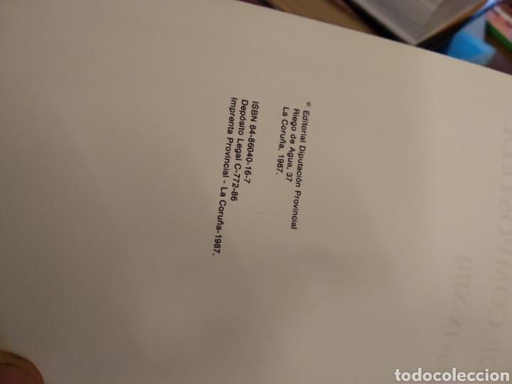 Libros de segunda mano: EL SEÑORÍO DE LA IGLESIA DE SANTIAGO DE COMPOSTELA (SIGLOS IX - XIII). JOSE BARREIRO SOMOZA - Foto 3 - 150994048