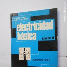 Livres d'occasion: ELECTRICIDAD BASICA Nº 6. . Lote 151001454
