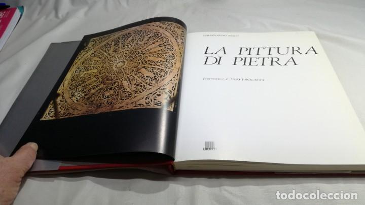 Libros de segunda mano: LA PITTURA DI PIETRA - FERDINANDO ROSSI - GIUNTI -MOSAICO - ESCULTURA -INCRUSTACIONES - PIEDRA - Foto 7 - 151043006