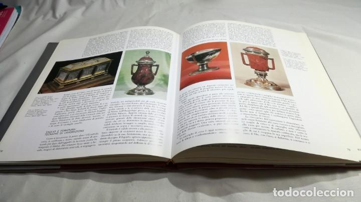 Libros de segunda mano: LA PITTURA DI PIETRA - FERDINANDO ROSSI - GIUNTI -MOSAICO - ESCULTURA -INCRUSTACIONES - PIEDRA - Foto 16 - 151043006