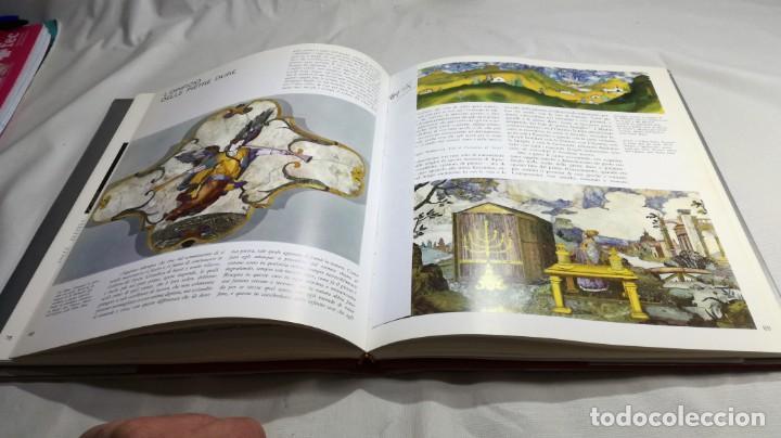 Libros de segunda mano: LA PITTURA DI PIETRA - FERDINANDO ROSSI - GIUNTI -MOSAICO - ESCULTURA -INCRUSTACIONES - PIEDRA - Foto 17 - 151043006
