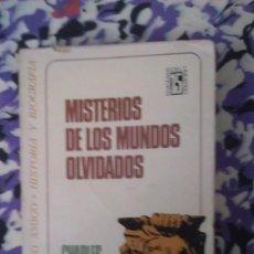 Libros de segunda mano: MISTERIOS DE LOS MUNDOS OLVIDADOS - CHARLES BERLITZ . Lote 151071674