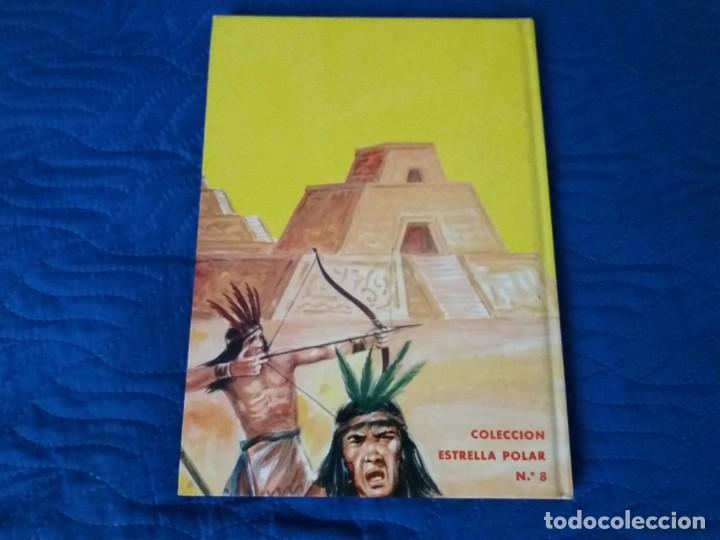 Libros de segunda mano: Hernán Cortés. Editorial Everest. Tapa dura. 1974. Colección Estrella Polar. N° 8. - Foto 2 - 151078110