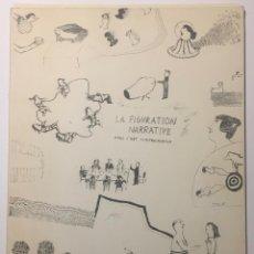 Libros de segunda mano: GÉRALD GASSIOT-TALABOT. LA FIGURATION NARRATIVE DANS L'ART CONTEMPORAIN. 1965. Lote 151084538
