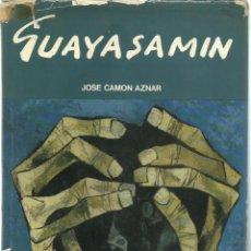 Libros de segunda mano: OSWALDO GUAYASAMÍN, DE JOSÉ CAMÓN AZNAR. (EDS. POLÍGRAFA, 1973) . Lote 151088750