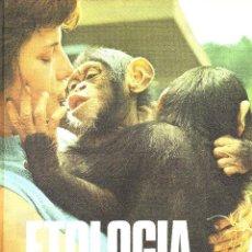 Libros de segunda mano: ETOLOGÍA: LA CONDUCTA ANIMAL, UN MODELO PARA EL HOMBRE POR KLAUS THEWS (CÍRCULO DE LECTORES, 1976). Lote 151194054