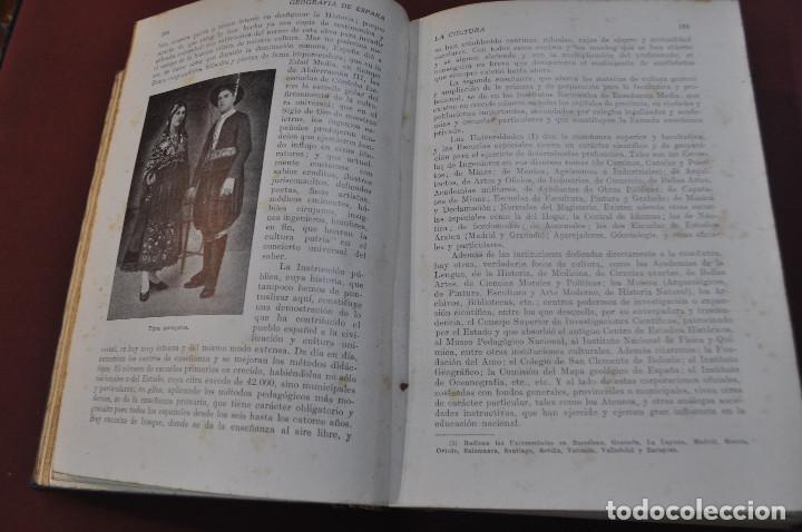 Libros de segunda mano: geografía de españa - agustín blánquez fraile - biblioteca hispania - HUB - Foto 3 - 151199566
