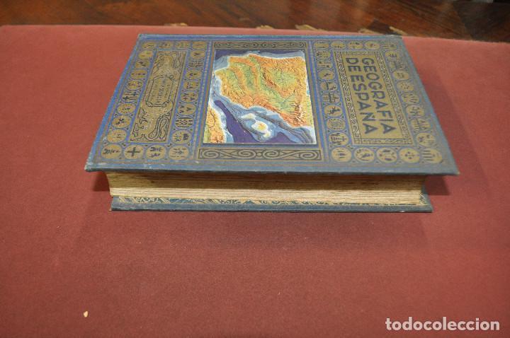 Libros de segunda mano: geografía de españa - agustín blánquez fraile - biblioteca hispania - HUB - Foto 4 - 151199566