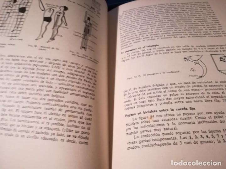 Libros de segunda mano: Trabajos manuales para jóvenes - Rudolf Wollmann - 1966 - Foto 4 - 151221498