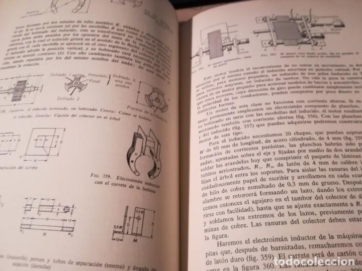 Libros de segunda mano: Trabajos manuales para jóvenes - Rudolf Wollmann - 1966 - Foto 7 - 151221498