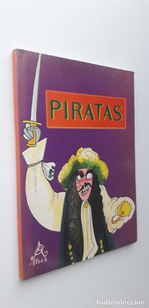 PIRATAS - CARLO FRABETTI (Libros de Segunda Mano - Literatura Infantil y Juvenil - Otros)