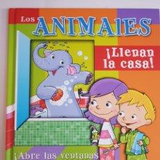 Libros de segunda mano: LOS ANIMALES LLENAN LA CASA - TDK2. Lote 151326973