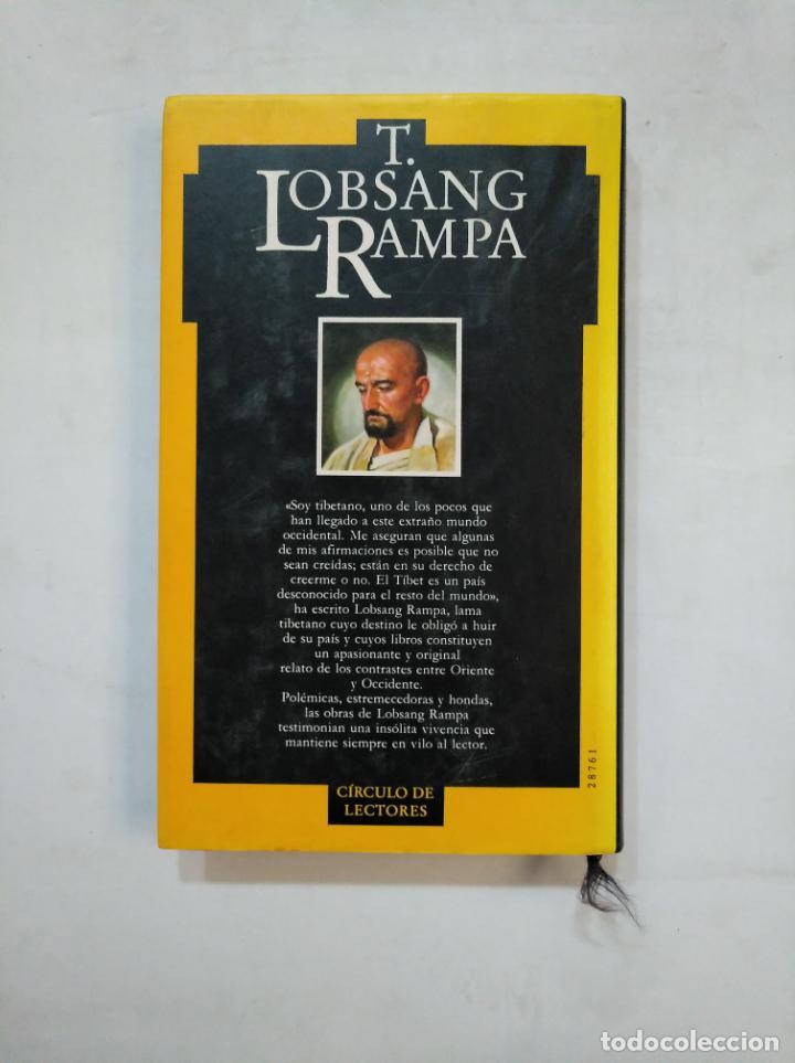 Libros de segunda mano: LA CAVERNA DE LOS ANTEPASADOS. T. LOBSANG RAMPA. CÍRCULO DE LECTORES. TDK366 - Foto 2 - 151386702