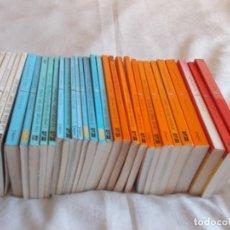 Libros de segunda mano: EL VAIXELL DE VAPOR 47 LIBROS. Lote 151488774
