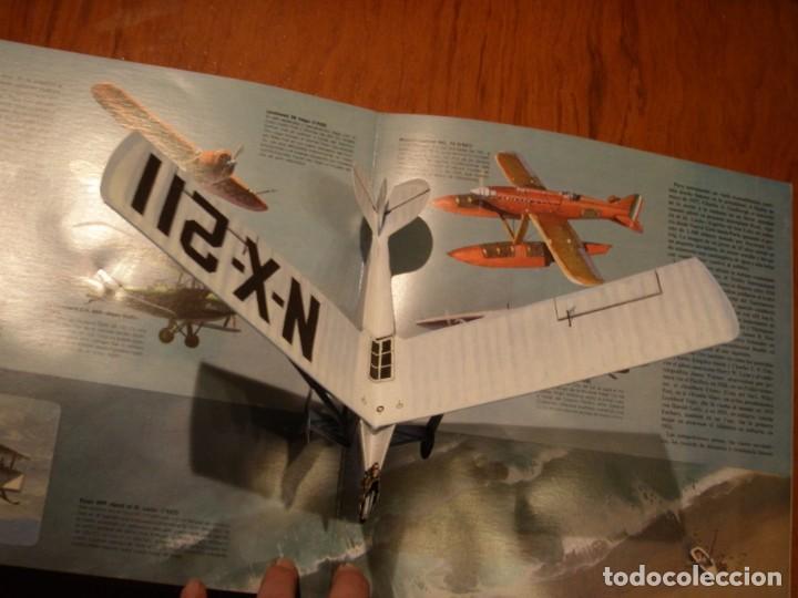 Libros de segunda mano: LIBRO LOS GRANDES AVIONES DEL SIGLO EN 3D MONTENA - Foto 6 - 151531622