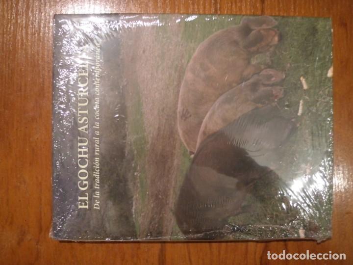 LIBRO EL GOCHU ASTURCELTA DE LA TRADICIÓN RURAL A LA COCINA CONTEMPORÁNEA (Libros de Segunda Mano - Ciencias, Manuales y Oficios - Otros)