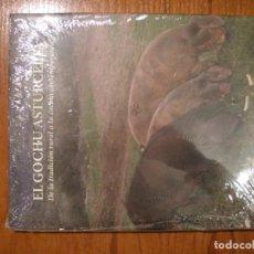 Libros de segunda mano: LIBRO EL GOCHU ASTURCELTA DE LA TRADICIÓN RURAL A LA COCINA CONTEMPORÁNEA. Lote 151532074