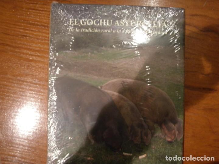 Libros de segunda mano: LIBRO EL GOCHU ASTURCELTA DE LA TRADICIÓN RURAL A LA COCINA CONTEMPORÁNEA - Foto 2 - 151532074