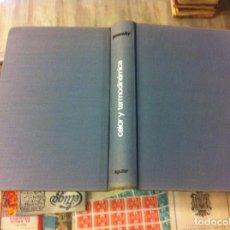Libros de segunda mano: MARK W. ZEMANSKY. CALOR Y TERMODINÁMICA. ED. AGUILAR, 1970. Lote 151534206