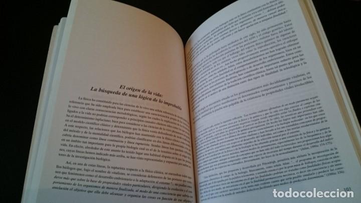 Libros de segunda mano: AUTO ORGANIZACIÓN ENTRE EL ORDEN Y EL CAOS - RUANO GÓMEZ - UNIVERSIDADE DA CORUÑA 1996 - Foto 5 - 151535430