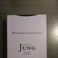 Libros de segunda mano: MYSTERIUM CONIUNCTIONIS. Lote 151538390
