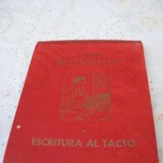 Libros de segunda mano: MECANOGRAFIA - ESCRITURA AL TACTO - METODO COMPLETO TECNICO - PRACTICO.. Lote 151542126