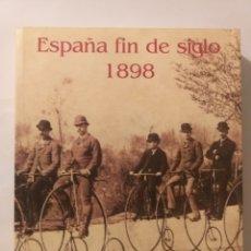 Libros de segunda mano: HISTORIA ARTE SIGLO XX .. ESPAÑA FIN DE SIGLO 1898 FUNDACIÓN LA CAIXA AÑO 1998 CATÁLOGO EXPOSICIÓN. Lote 151558582