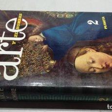 Libros de segunda mano: EL ARTE Y EL HOMBRE/ RENE HUYGHE/ 2/ PLANETA. Lote 151574006