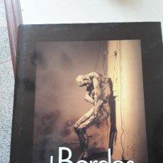 Libros de segunda mano: JUAN BORDES. BIBLIOTECA DE ARTISTAS CANARIOS. EXCELENTE ESTADO. CANARIAS, ESCULTURA.. Lote 140536386