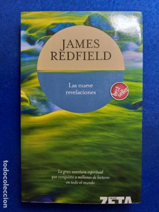 TITULO: LAS NUEVE REVELACIONES. AUTOR: JAMES REDFIELD. (Libros de Segunda Mano - Parapsicología y Esoterismo - Otros)