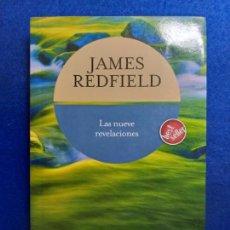 Libros de segunda mano: TITULO: LAS NUEVE REVELACIONES. AUTOR: JAMES REDFIELD.. Lote 151668118
