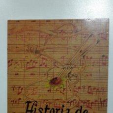 Libros de segunda mano: HISTORIA DE UNA GUITARRA - VARIOS AUTORES. Lote 171485944