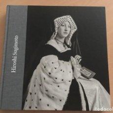 Libros de segunda mano: HIROSHI SUGIMOTO - CATALAGO EXPOSICION FUNDACIÓN MAPFRE - NUEVO. Lote 151699154