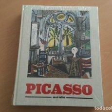 Libros de segunda mano: PICASSO EN EL TALLER - CATALAGO EXPOSICION FUNDACIÓN MAPFRE - NUEVO - PRECINTADO. Lote 151700126