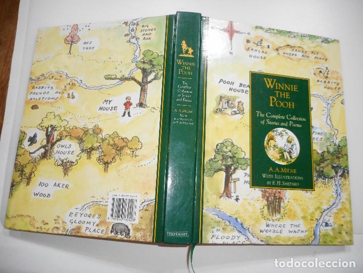 A.A. MILNE WINNIE THE POOH. THE COMPLETE COLLECTION OF STORIES AND POEMS Y92545 (Libros de Segunda Mano - Literatura Infantil y Juvenil - Otros)