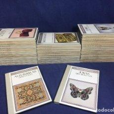 Libros de segunda mano: EL MUNDO DE LAS ANTIGUEDADES 36 LIBROS VARIOS VER FOTOS MUY BUEN ESTADO. Lote 151878246