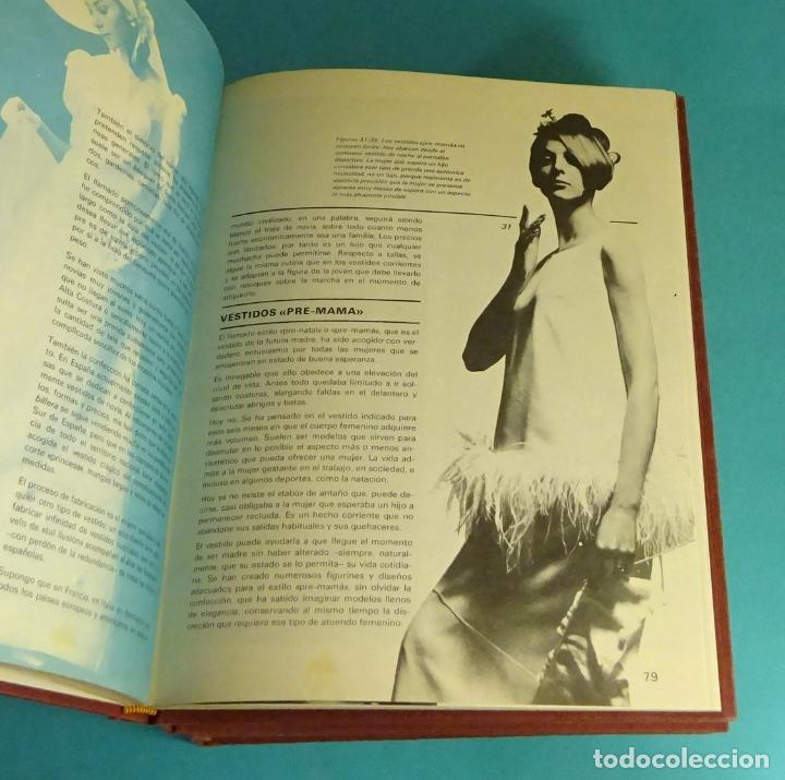 Libros de segunda mano: MÉTODO PRÁCTICO DE CORTE Y CONFECCIÓN. AFHA. VOLÚMENES I, II, III, V. FALTA VOLUMEN IV - Foto 3 - 151885353