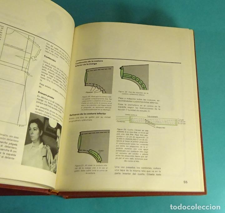 Libros de segunda mano: MÉTODO PRÁCTICO DE CORTE Y CONFECCIÓN. AFHA. VOLÚMENES I, II, III, V. FALTA VOLUMEN IV - Foto 4 - 151885353