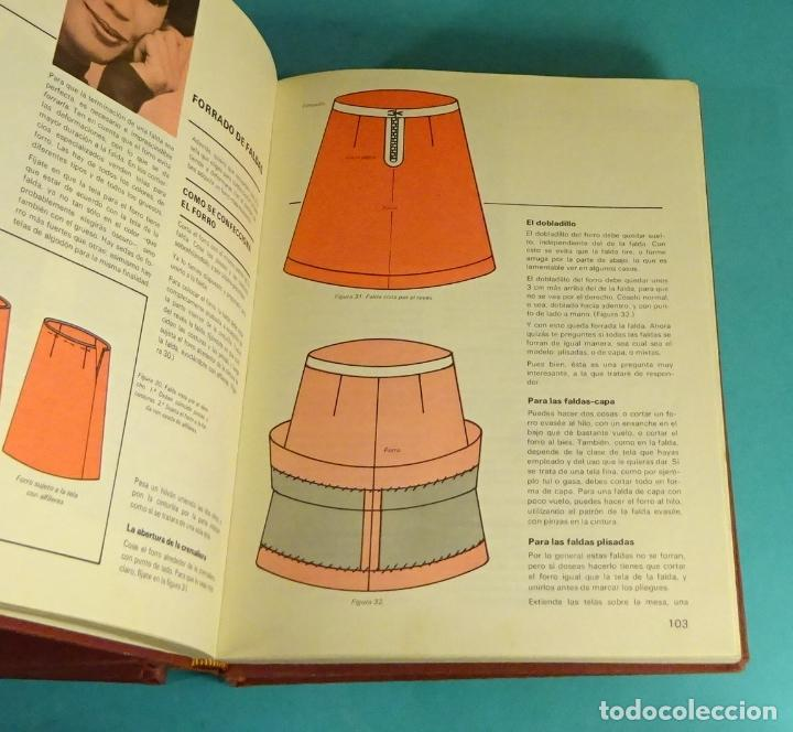 Libros de segunda mano: MÉTODO PRÁCTICO DE CORTE Y CONFECCIÓN. AFHA. VOLÚMENES I, II, III, V. FALTA VOLUMEN IV - Foto 5 - 151885353