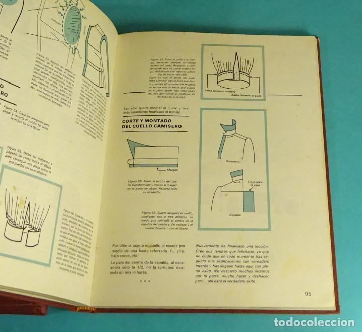 Libros de segunda mano: MÉTODO PRÁCTICO DE CORTE Y CONFECCIÓN. AFHA. VOLÚMENES I, II, III, V. FALTA VOLUMEN IV - Foto 6 - 151885353
