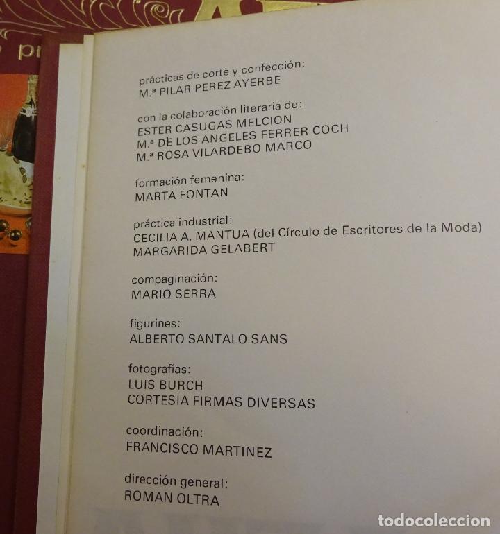 Libros de segunda mano: MÉTODO PRÁCTICO DE CORTE Y CONFECCIÓN. AFHA. VOLÚMENES I, II, III, V. FALTA VOLUMEN IV - Foto 7 - 151885353