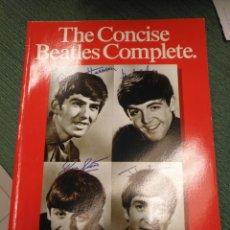 Libros de segunda mano: THE CONCISE BEATLES COMPLETE. Lote 151908028