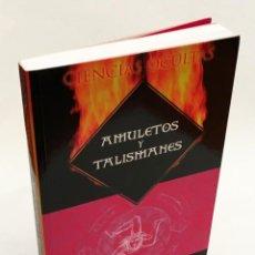 Libros de segunda mano: AMULETOS Y TALISMANES - MIRIAM ARAÚJO - COLECCIÓN CIENCIAS OCULTAS DIPEL 2004. Lote 151912198