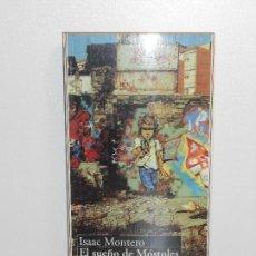 Libros de segunda mano: ISAAC MONTERO, EL SUEÑO DE MÓSTOLES - ANAYA & MARIO MUCHNIK. Lote 151920942