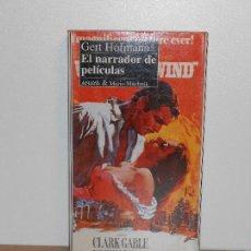 Libros de segunda mano: GERT HOFMANN, EL NARRADOR DE PELÍCULAS - ANAYA & MARIO MUCHNIK. Lote 151921058