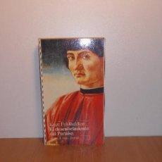 Libros de segunda mano: KNUT FALDBAKKER, LEL DESCUBRIMIENTO DEL PARAÍSO - ANAYA & MARIO MUCHNIK. Lote 151923606