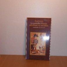 Libros de segunda mano: ROY LEWIS, LA VERDADERA HISTORIA DEL ÚLTIMO REY SOCIALISTA - ANAYA & MARIO MUCHNIK. Lote 151923898