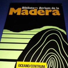 Libros de segunda mano: BIBLIOTECA ATRIUM DE LA MADERA. 5 VOLÚMENES CON ESTUCHE. Lote 151925178